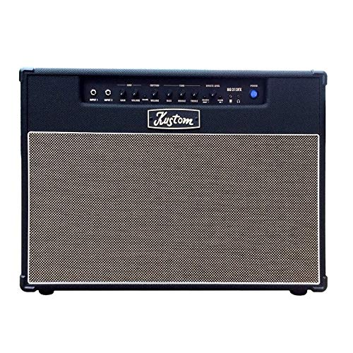 (Kustom  KG212FX 30W 2 x 12 Guitar Combo Amp with Digital Effects)