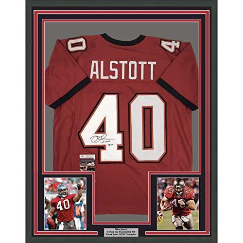 Mike Alstott Tampa Bay Buccaneers Memorabilia at Amazon.com 2a4b37276
