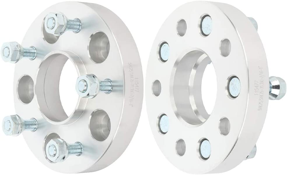 ECCPP 5x4.75 Spacers, Hubcentric Wheel Spacers