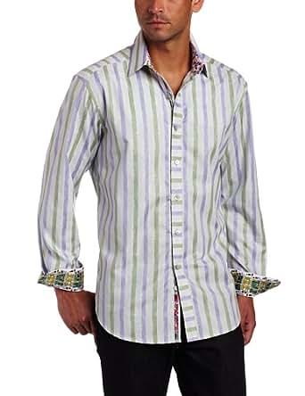 Robert graham men 39 s poolside shirt multi 4x for Robert graham tall shirts