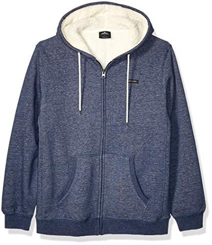 Rip Curl Men's Core Zip Up Sherpa Hooded Sweatshirt