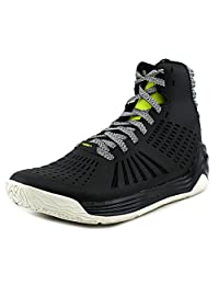 Tesh Mens Trigger High Top Perforated Basketball Shoes