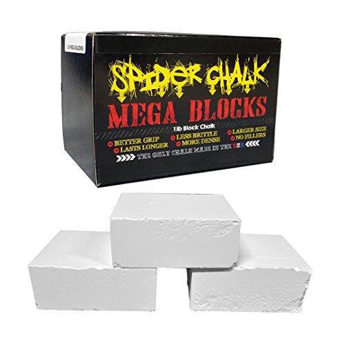 White Gold Chalk Block - 4