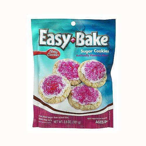 Easy Bake Betty Crocker Sugar Cookies