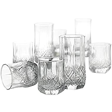 Luminarc Brighton 16 Piece Set