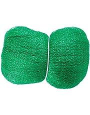 Connex Vogelbeschermingsnet - groen - 10 x 10 mm maaswijdte - gewicht 6 g/m² - robuust weefsel - betrouwbare bescherming tegen vogelvraat/fijnmazig fruitnet/vijvernet