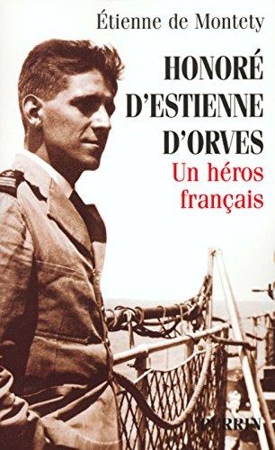 Honoré d'Estienne d'Orves (French Edition)