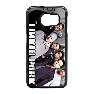 Samsung Galaxy S6 Edge Cell Phone Case Black Linkin Park Plastic Durable Cover Cases NYTY229559