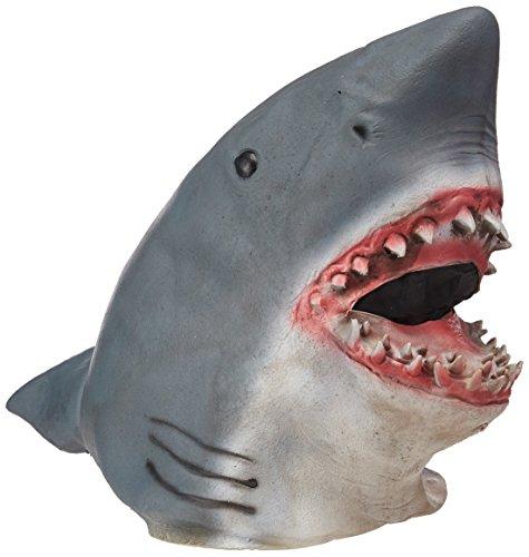 (Forum Novelties Men's Latex Shark Overhead Mask)