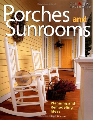 Cheap  Porches and Sunrooms: Planning and Remodeling Ideas