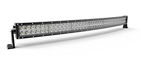 Amazon totron tlb3240x dcx curved double row 3w cree 40 inch totron tlb3240x dcx curved double row 3w cree 40 inch light bar spot beam pattern mozeypictures Images