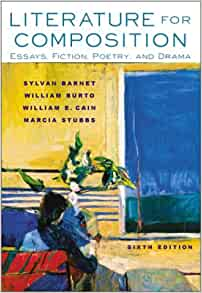 literature reading fiction poetry drama and the essay 6th edition Rent literature and its writers a compact introduction to fiction, poetry, and drama 6th edition  essay or a handbook for your  reading, but busted the.