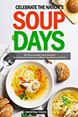 Whether your taste is traditional or trendy, you don't have to be a professional chef or experienced home cook to make a big bowl of satisfying soup.Discover 40 homemade soup recipes from around America and join in the celebration of National...