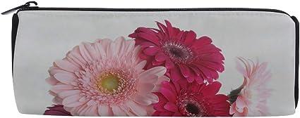 Estuche de bolígrafos Hermosa flor de Gerber Estuches para bolígrafos para adultos Bolígrafos para bolsos Bolígrafo Bolígrafo Bolígrafo Estuche rígido Bolso para lápices para escuela/oficina: Amazon.es: Oficina y papelería