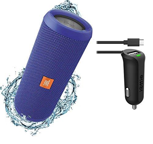 jbl-flip-3-splashproof-portable-bluetooth-speaker-car-charger-bundle-blue