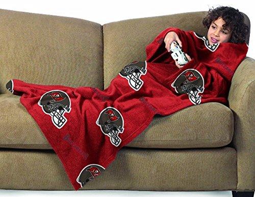 Tampa Bay Buccaneers Snuggie Blanket Buccaneers Blanket With Sleeves