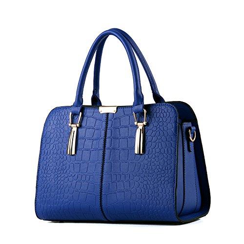 Royal Moda Lady Europea Blue Meoaeo Y Black Americana Moda n0g6awqaB