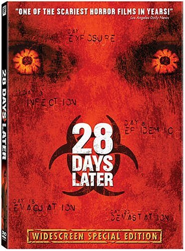 28 Days Later (Widescreen Special Edition) (Bilingual) Cillian Murphy Naomie Harris Brendan Gleeson Henry Camilleri