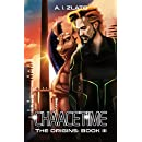 Chaacetime: The Origins - Book 3: A thrilling Hard Science Fiction Detective Trilogy (The Space Cycle - A Metaphysical & Hard Science Fiction Series)