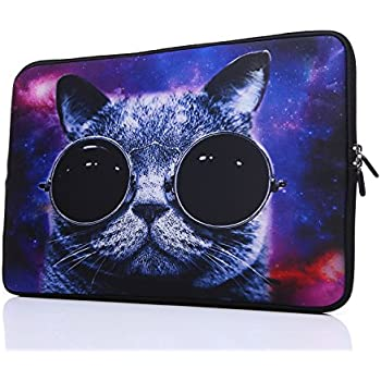 c1c34fe20a5 Amazon.com: 11.6-Inch to 12.5-Inch Neoprene Laptop Sleeve Case for ...