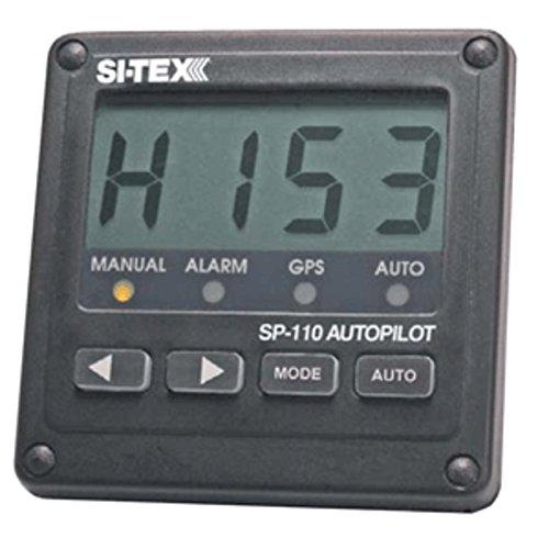 Sp Radar (SI-TEX SP-110 System w/Rudder Feedback & NO Drive)