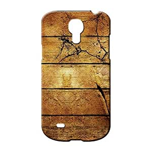 Samsung Galaxy S4 Mini covers protection Customized High Grade Cases phone carrying covers And Yellow Wood