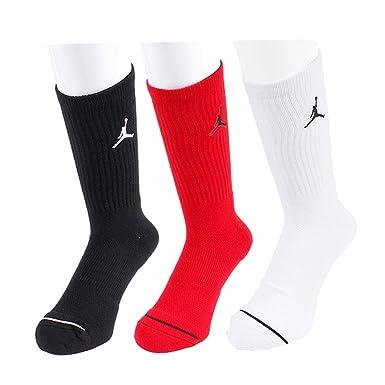832ee254 Nike Michael Jordan Jumpman Crew 3PPK Socks Line, Man