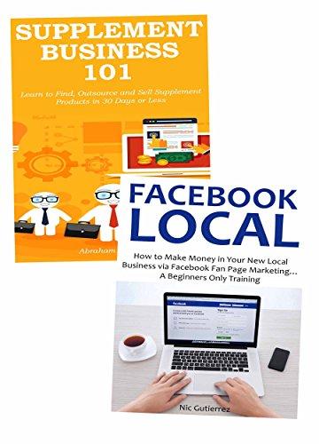 Business Start-Up Ideas: Start a Local Business or Sell Supplement Online 1