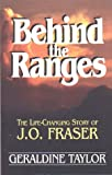 Behind the Ranges, Geraldine Taylor, 9813009136