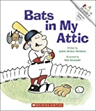 Bats in My Attic, Sydnie Meltzer Kleinhenz, 0516250221