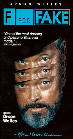 F For Fake - Orson Welles