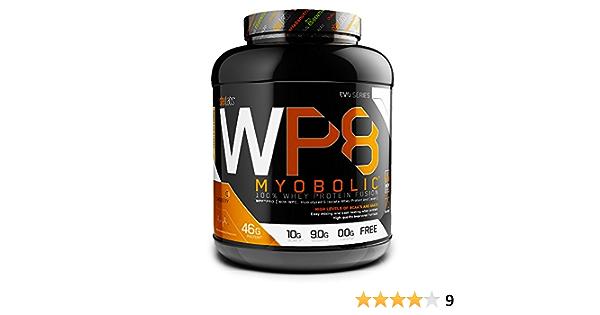 Starlabs nutrition wp8 myobolic 2.0, 2270g - proteina ...