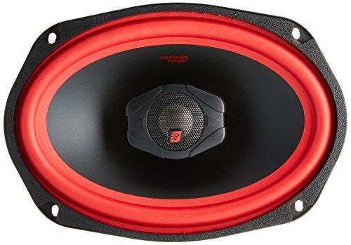 (CERWIN VEGA V469 6-Inch x 9-Inch 500 Watts Max/100Watts RMS Power Handling 2-Way Coaxial Speaker Set )