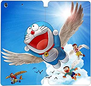Screen Protection Phone Cases Doraemon-18 Pc Liner, Flip Leather Case For iPad Mini 1£¬Mini 2£¬Mini 3