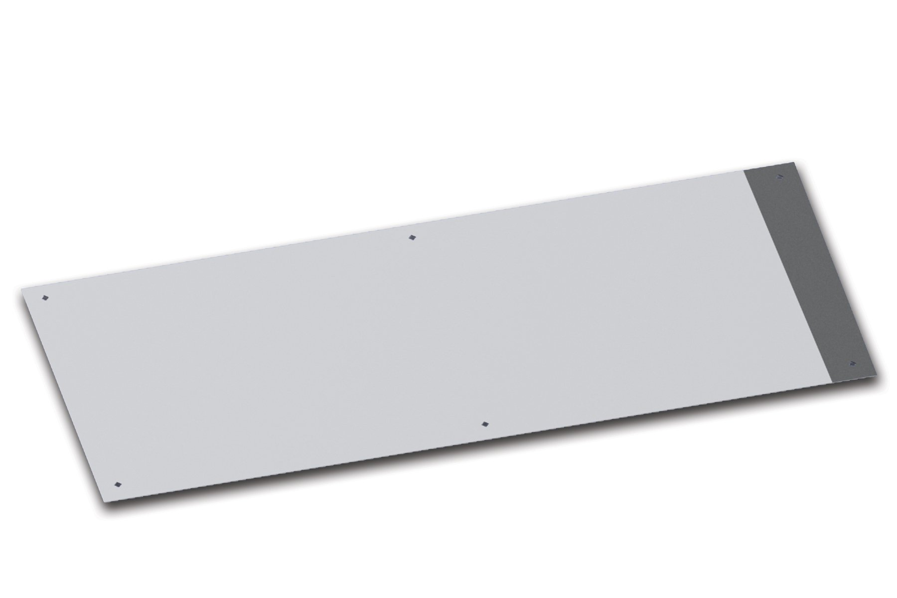 Panelite 10651007 Stainless Steel Battery Box Cover for Peterbilt 379