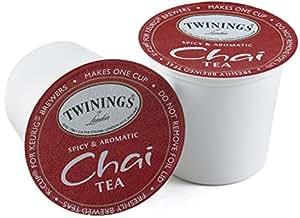 Twinings Chai Tea Keurig K-Cups, 72 Count
