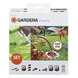 GARDENA 8255-CA Starter Set for Garden Pipeline