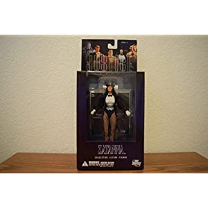 511KLPGDPVL. SS300 DC Alex Ross Justice League Series 4: Zatanna Action Figure