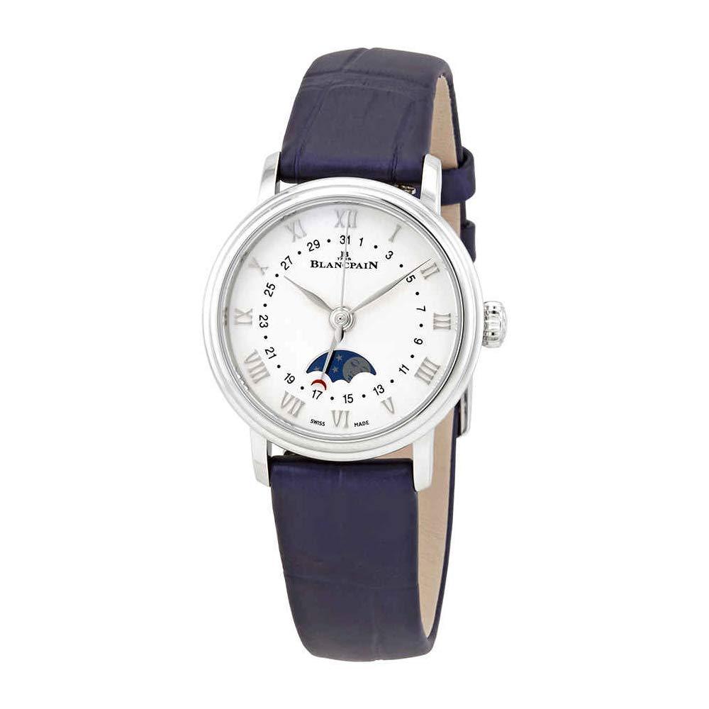 Blancpain Villeret Quantieme Phases de Lune Automatic Ladies Watch 6106-1127-55A