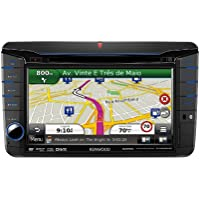 kenwood KE-DNX649VBT Built-In Navigation System With Bluetooth For Volkswagen, 6.5