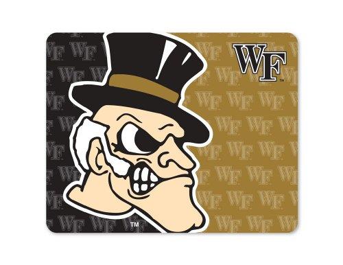 - NCAA Wake Forest Demon Deacons Mascot Full Color Print Deskpad