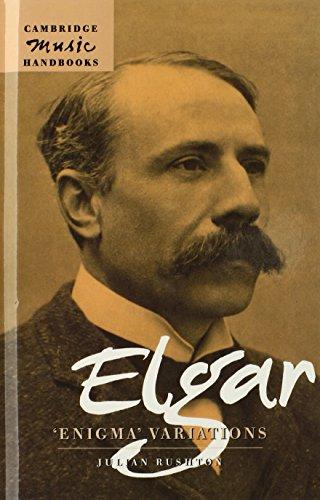 Elgar: Enigma Variations (Cambridge Music Handbooks) by Julian Rushton