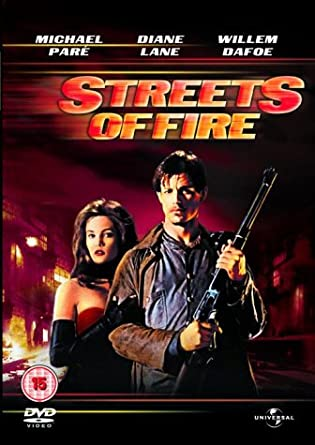 streets of fire blu ray review