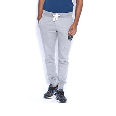 39428260de68 Puma Men s Cotton Track Pants (4055263487743 57090003 X-Large Medium Gray  Heather)