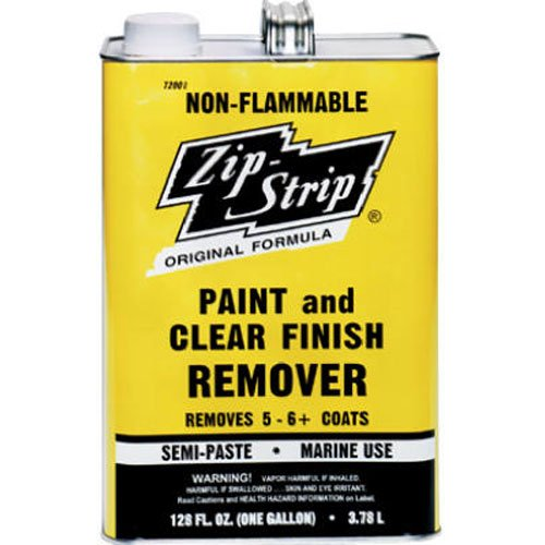 Star Bronze Co 72001 Gal Zip Strip Remover - 1 Gallon (Remove Oil Base Paint)