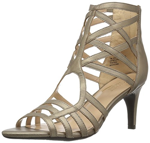 - Aerosoles Women's Acclamation Dress Pump,Bronze Leather,10 M US