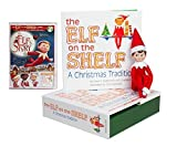"The Elf on the Shelf: A Christmas Tradition with North Pole Blue Eyed Boy Elf, with Bonus ""An Elf Story"" DVD"
