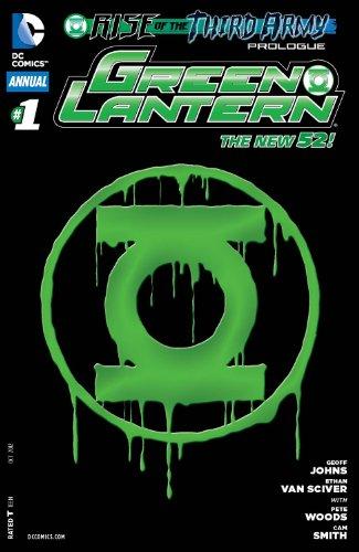 Green Lantern (2011- ) Annual #1