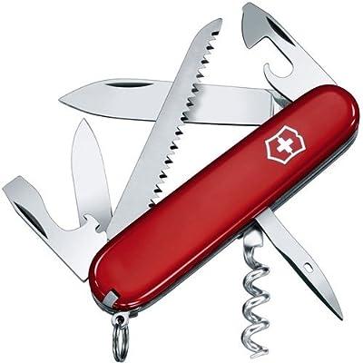 Victorinox Camper Multi-Tool, 12 Functions