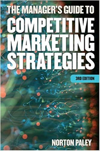 Book Manager's Guide to Competitive Marketing Strategies, The by Norton Paley (2006-01-06)